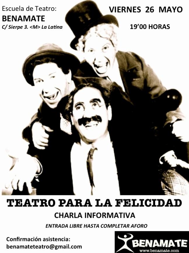 T. Teatro Felicidad